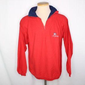 Vintage Tommy Hilfiger Windbreaker Pullover USA